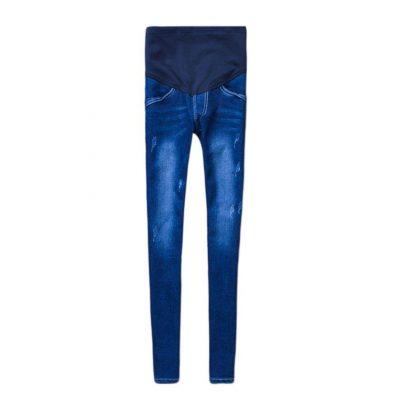 Rugged skinny pants
