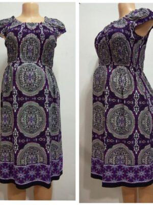 Spandex maternity dress